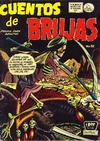 Cover for Cuentos de Brujas (Editora de Periódicos La Prensa S.C.L., 1951 series) #52