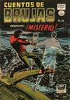 Cover for Cuentos de Brujas (Editora de Periódicos La Prensa S.C.L., 1951 series) #62