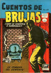 Cover for Cuentos de Brujas (Editora de Periódicos La Prensa S.C.L., 1951 series) #69