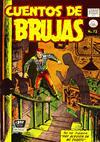 Cover for Cuentos de Brujas (Editora de Periódicos La Prensa S.C.L., 1951 series) #73