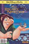 Cover for Walt Disney's serier (Egmont, 1996 series) #2 - Ringaren i Notre Dame