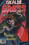 Cover for Iskalde Grøss (Semic, 1982 series) #6/1990