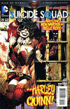 Cover for Suicide Squad (DC, 2011 series) #21