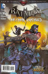 Cover for Batman: Arkham Unhinged (DC, 2012 series) #15
