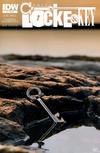Cover for Locke & Key: Omega (IDW, 2012 series) #5 [Cover RI - Photo Cover by Shane Leonard]