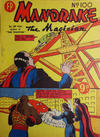 Cover for Mandrake the Magician (Feature Productions, 1950 ? series) #100