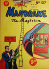 Cover for Mandrake the Magician (Feature Productions, 1950 ? series) #107