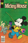 Cover for Mickey Mouse (Western, 1962 series) #197 [Whitman]
