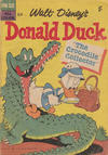 Cover for Walt Disney's Donald Duck (W. G. Publications; Wogan Publications, 1954 series) #34