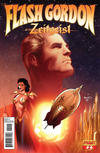 Cover Thumbnail for Flash Gordon: Zeitgeist (2011 series) #2 [Cover B by Paul Renaud]