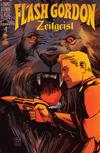 Cover Thumbnail for Flash Gordon: Zeitgeist (2011 series) #4 [Cover C by Francesco Francavilla]