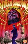 Cover for Flash Gordon: Zeitgeist (Dynamite Entertainment, 2011 series) #8
