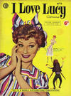 Cover for I Love Lucy (World Distributors, 1954 series) #9
