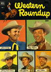 Cover for Western Roundup (Dell, 1952 series) #1 [Canadian price variant]