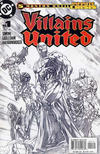 Cover for Villains United (DC, 2005 series) #1 [Second Printing]