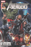 Cover for Avengers (Panini France, 2012 series) #5