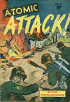 Cover for Atomic Attack! (Calvert, 1953 ? series) #3