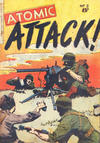 Cover for Atomic Attack! (Calvert, 1953 ? series) #2