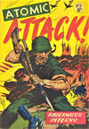 Cover for Atomic Attack! (Calvert, 1953 ? series) #5