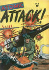 Cover for Atomic Attack! (Calvert, 1953 ? series) #8