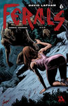 Cover for Ferals (Avatar Press, 2012 series) #6