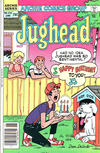Cover Thumbnail for Jughead (1965 series) #334 [Canadian]