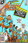 Cover Thumbnail for Action Comics (1938 series) #569 [Newsstand]