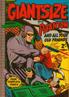 Cover for Giant Size Comic With the Phantom (Frew Publications, 1957 series) #14