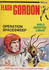 Cover for Flash Gordon World Adventure Library (World Distributors, 1967 series) #4