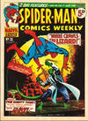 Cover for Spider-Man Comics Weekly (Marvel UK, 1973 series) #38