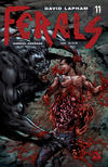 Cover Thumbnail for Ferals (2012 series) #11 [Gore Variant Cover by Gabriel Andrade]