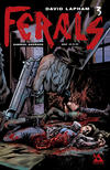 Cover for Ferals (Avatar Press, 2012 series) #3 [Wraparound Variant Cover by Gabriel Andrade]
