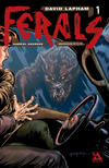 Cover for Ferals (Avatar Press, 2012 series) #1 [Wraparound Variant Cover by Gabriel Andrade]