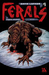 Cover for Ferals (Avatar Press, 2012 series) #4