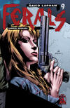 Cover for Ferals (Avatar Press, 2012 series) #9 [Wraparound Variant Cover by Gabriel Andrade]