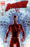 Cover for Daredevil: End of Days (Marvel, 2012 series) #8 [Variant Cover by David Mack]