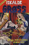 Cover for Iskalde Grøss (Semic, 1982 series) #1/1992