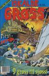 Cover for Iskalde Grøss (Semic, 1982 series) #5/1991