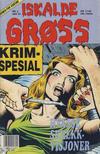 Cover for Iskalde Grøss (Semic, 1982 series) #4/1992