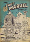 Cover for Captain Marvel Comics (Anglo-American Publishing Company Limited, 1942 series) #v1#8