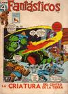 Cover for Los 4 Fantásticos (Editora de Periódicos La Prensa S.C.L., 1962 series) #154