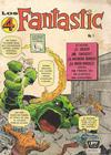 Cover for Los 4 Fantásticos (Editora de Periódicos La Prensa S.C.L., 1962 series) #1