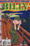 Cover for Billy (Hjemmet / Egmont, 1998 series) #11/2013