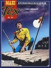 Cover for Maxi Tex (Hjemmet / Egmont, 2008 series) #29 - Fort Defiance