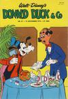 Cover for Donald Duck & Co (Hjemmet / Egmont, 1948 series) #47/1974