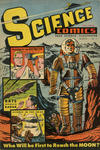 Cover for Science Comics (Export Publishing, 1951 series) #1