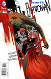 Cover for Batwoman (DC, 2011 series) #21