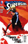Cover for Supergirl (DC, 2011 series) #21