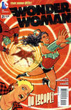 Cover for Wonder Woman (DC, 2011 series) #21