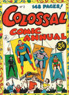Cover for Colossal Comic Annual (K. G. Murray, 1956 series) #2